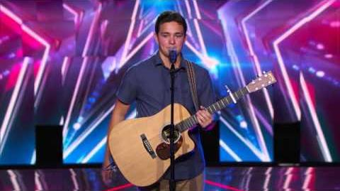 America's Got Talent S09E09 Semi-Final Male Singing Acts Jaycob Curlee