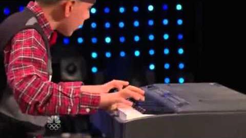 Jason Cordero - America's Got Talent 2012 New York Auditions