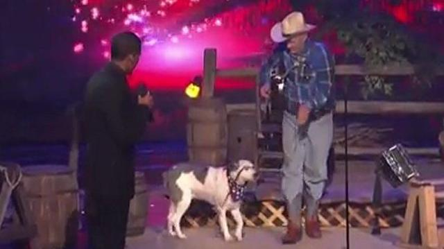Pup ~ America's Got Talent YouTube acts Compete-0