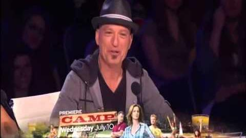 America's Got Talent 2013 - Andrew Ward - New Orleans Auditions FULL