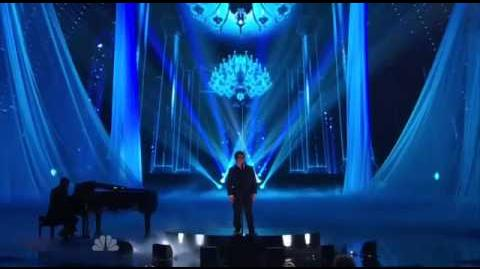 Jonathan Allen - America's Got Talent 2013 Season 8 - The Semi-Finals FULL