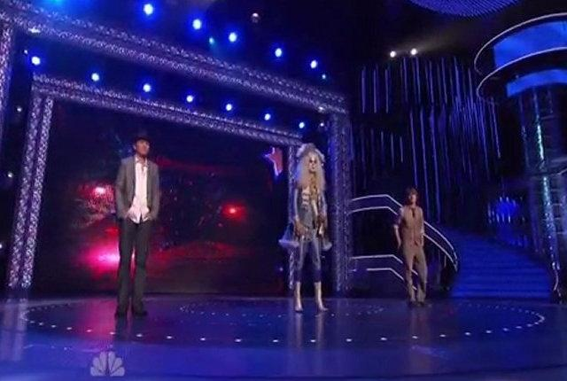 America's Got Talent 1st Semi-finals The Results 3rd part-0