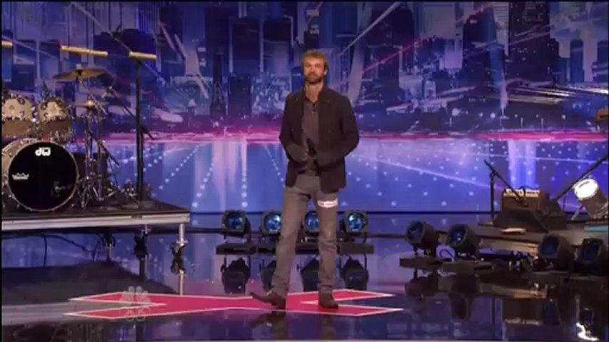 William Close ~ America's Got Talent 2012, Auditions LA