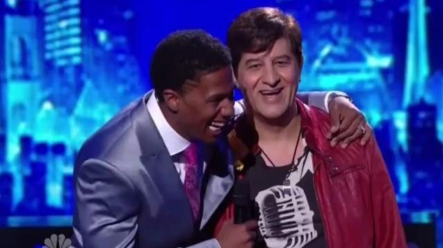 Michael Nejad, Top 48 Live ~ America's Got Talent 2012 Q1-0