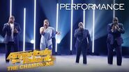 "Military Members Voices of Service Sing ""Brother"" by Kodaline - America's Got Talent The Champions"