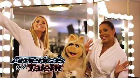 The Muppets Open America's Got Talent - America's Got Talent 2014