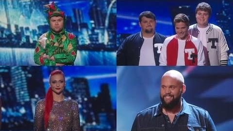 America's Got Talent 2015 S10E16 Live Shows Round 1 Results 1