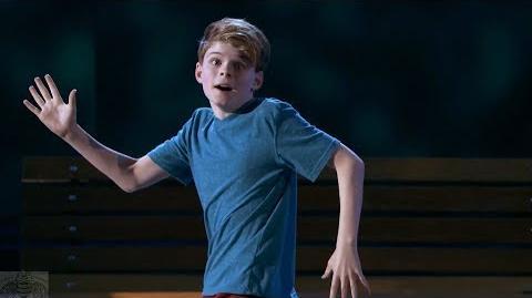 America's Got Talent 2017 Merrick Hanna Judge Cuts S12E11