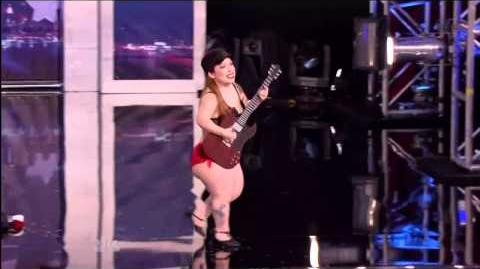 Viva La Muerte, 28 ~ America's Got Talent 2011, Minneapolis Auditions