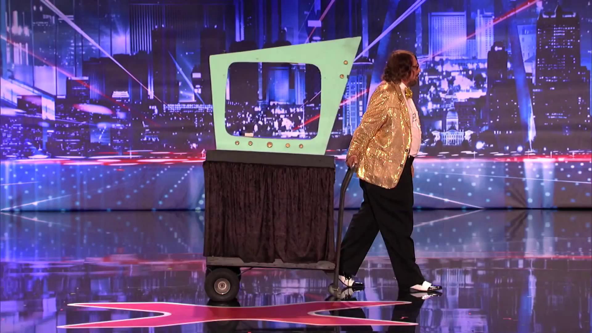 America's Got Talent 2013 - Season 8 - 115 - Mr