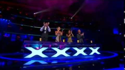 America's Got Talent 2014 Mara Justine Semi-Final 1