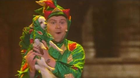America's Got Talent 2015 S10E15 Live Shows - Piff The Magic Dragon