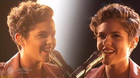 America's Got Talent 2016 Calysta Bevier Brilliant, Beautiful & Brave Singer Live Shows Round 2
