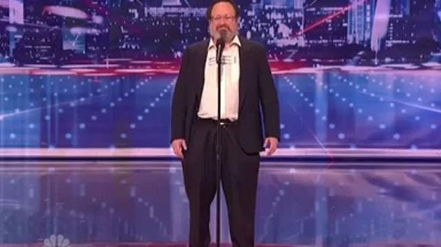 Richard Grossman, Austin Auditions ~ America's Got Talent 2012-0