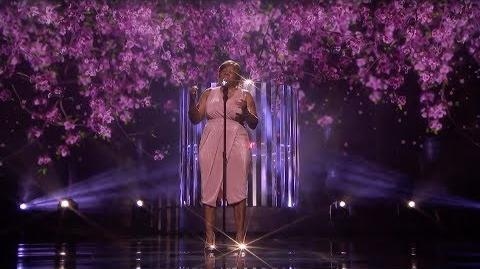 America's Got Talent 2017 Kechi Performance & Judges' Comments S12E17