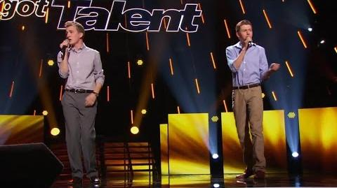 America's Got Talent 2015 S10E08 Judge Cuts - Male Singers