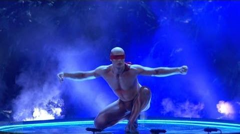 America's Got Talent 2016 Finals Viktor Kee Juggling Artist S11E22