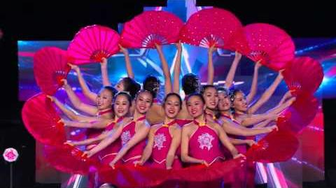 America's Got Talent S09E09 Semi-Final Dance Troupes Acts Jasmine Flowers