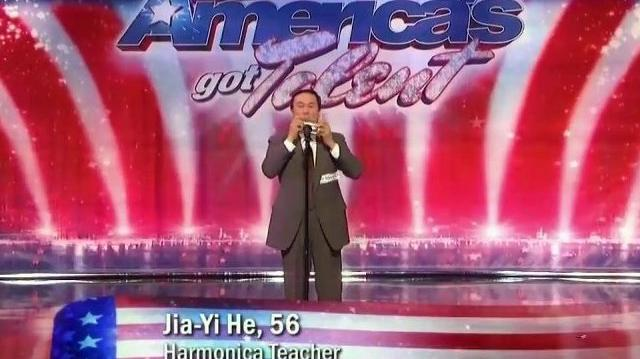 Successful ~ America's Got Talent 2010, auditions NY Day1