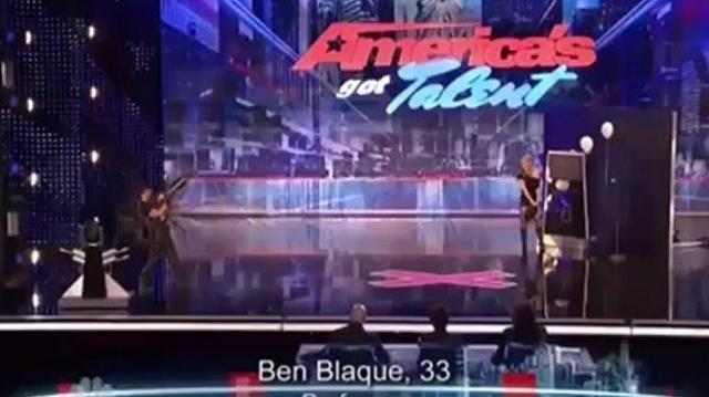 2012 ~1. America's Got Talent Auditions LA & St