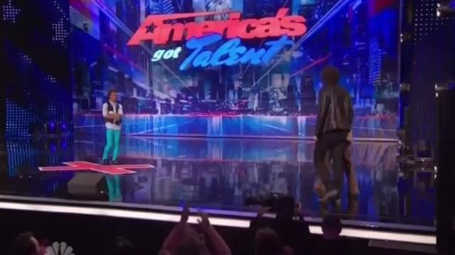 Ronald Charles, 23 New York Auditions ~ America's Got Talent 2012