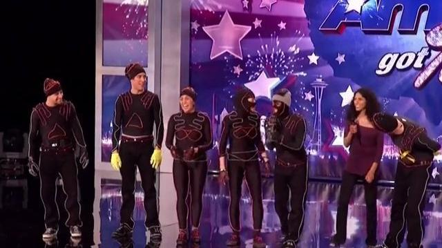 Team iLuminate ~ America's Got Talent 2011, Atlanta Auditions
