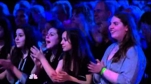 America's Got Talent 2015 Los Angeles Children's Orchestra Cuts Weeks 1