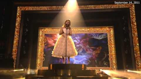 Jackie Evancho Nessun Dorma America's Got Talent 2011