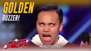 Kodi Lee Blind Autistic Singer WOWS And Gets GOLDEN BUZZER! America's Got Talent 2019