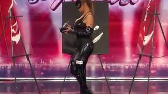 Maricar, 38 ~ America's Got Talent 2010, auditions LA-0