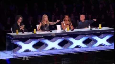 America's Got Talent 2014 Bad Magic Auditions 2
