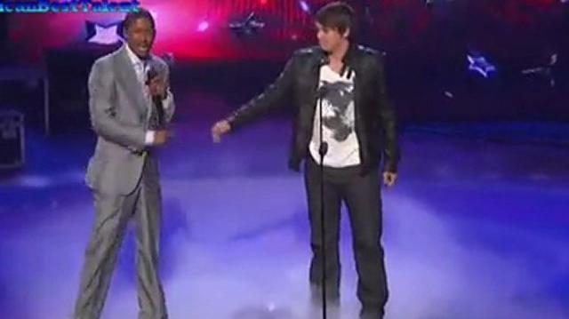 Nathaniel Kenyon ~ America's Got Talent 2010, Top 48 Compete