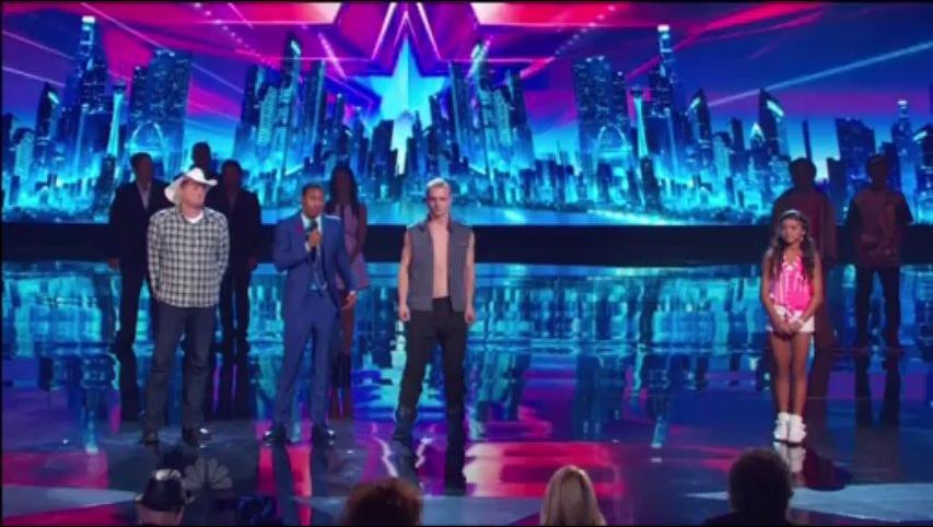 6th Semifinalist will be Revealed ~ AGT 2013 Live
