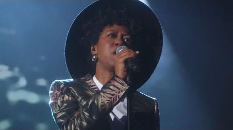 America's Got Talent 2015 S10E23 Semi-Finals - Sharon Irving Emotional Singer