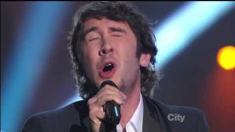 Josh Groban - Forte on America's Got Talent 2013 The Finale