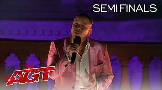 "Celina Sings a Heartfelt Rendition of ""Jealous"" by Labrinth - America's Got Talent 2020"