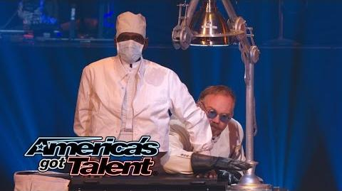 The Illusionists Magic Trio Mesmerizes America - America's Got Talent 2014