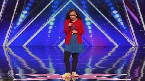 America's Got Talent 2016 13 Y.O