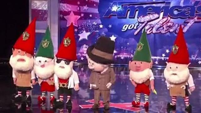 Those Funny Little People ~ America's Got Talent, Minneapolis Auditions