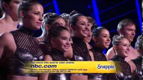America's Got Talent 2014 AcroArmy Semi-Final 2