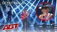 "WOW! 65-Year-Old Robert Finley Sings Original, ""Age Don't Mean A Thing"" - America's Got Talent 2019"