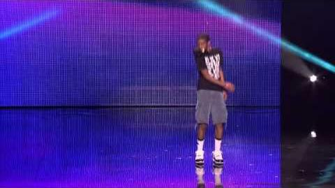 Kid the Wiz - America's Got Talent 2013 Season 8 - Vegas Week