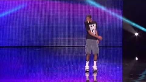 Kid the Wiz - America's Got Talent 2013 Season 8 - Vegas Week