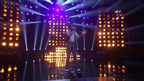 America's Got Talent S09E16 Quarterfinal Round 4 Quintavious Johnson Child Singing Sensation