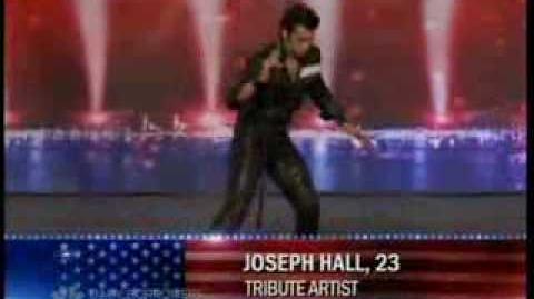 American Got Talent S3 Elvis Presley