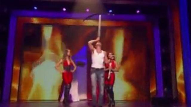 Charles Peachock ~ America's Got Talent 2011 Wild Card