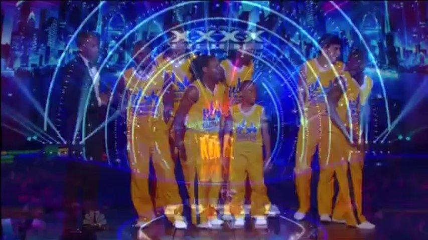 Chicago Boyz, Top 12 Live ~ Agt 2013