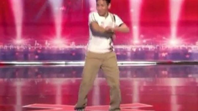 Jimmy Dinh, 36 ~ America's Got Talent 2010, Final Auditions