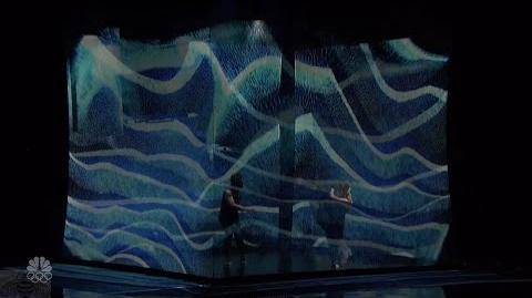 America's Got Talent 2016 Sila Sveta High-Tech Visual Dance Experience Live Shows S11E12
