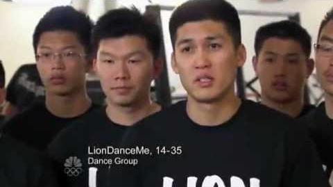 LionDanceMe - Dance Group - Vegas Round - America's Got Talent 2012